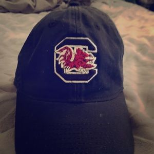 Vtg South Carolina Gamecocks Strapback Cap